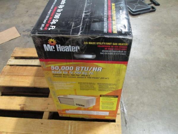 Heater Big Maxx Utility Gas Mhu50