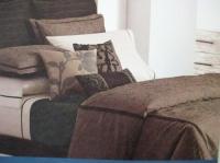 Vera Wang Tea Garden Brown King Comforter Set   eBay