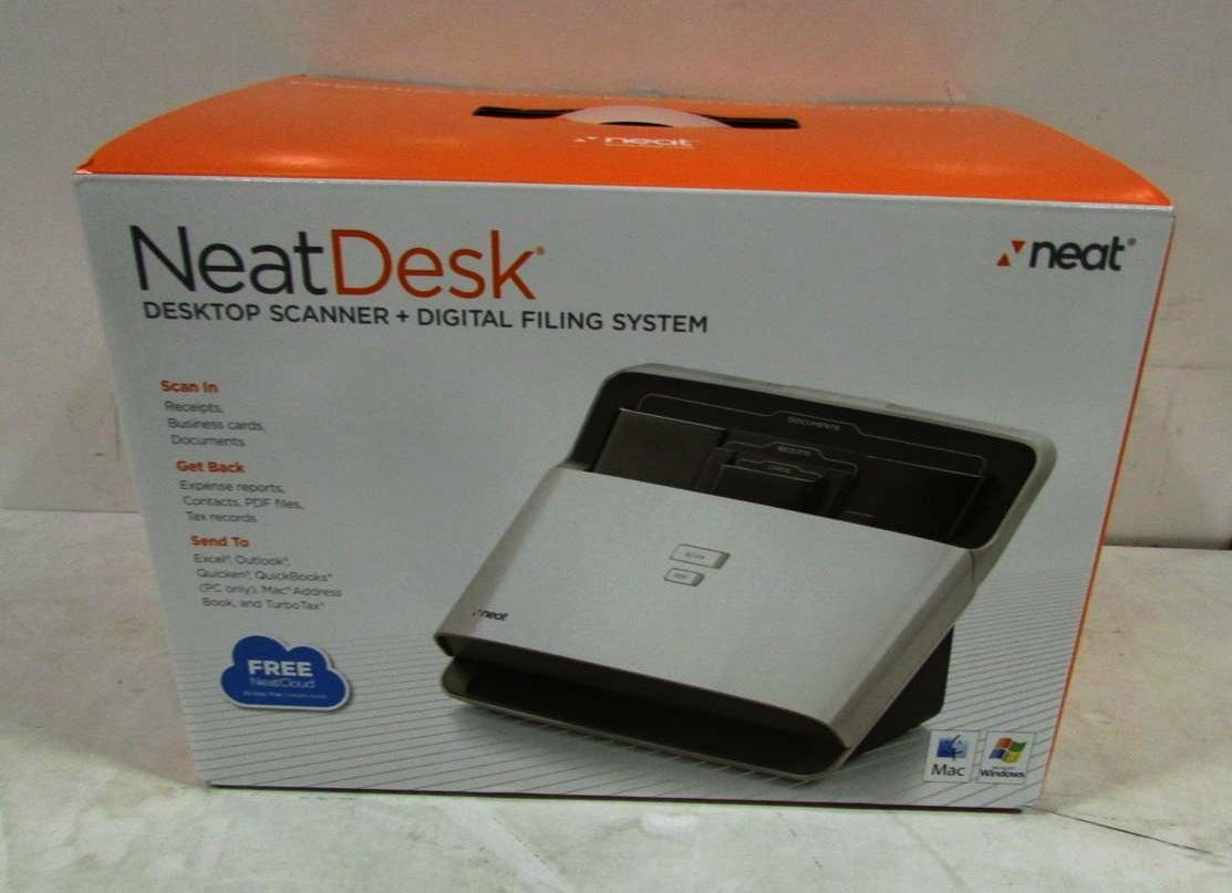Neat Desktop Scanner Driver