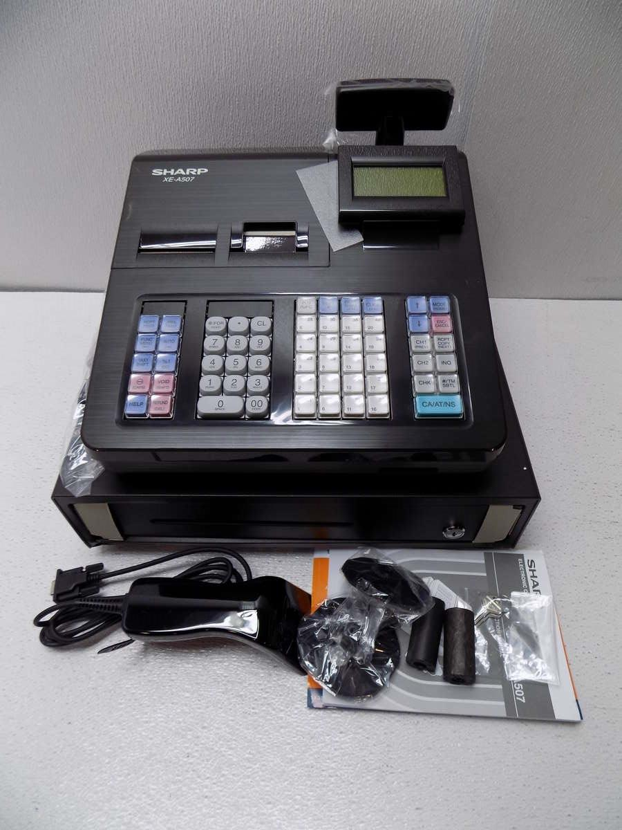 Scanners Barcode Cash Registers