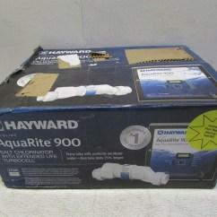 Hayward Aqua Rite 900 Wiring Diagram Microphone Diagrams Aquarite Salt Chlorinator With Extended Life