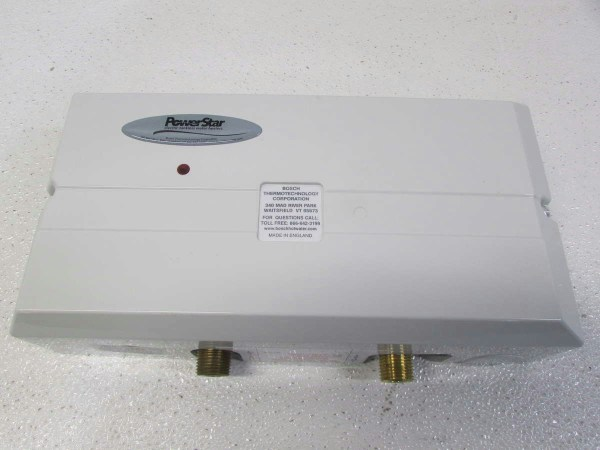 Powerstar 3.4 Kw 110-volt 0.5 Gpm Point-of- Tankless Electric Water Heater