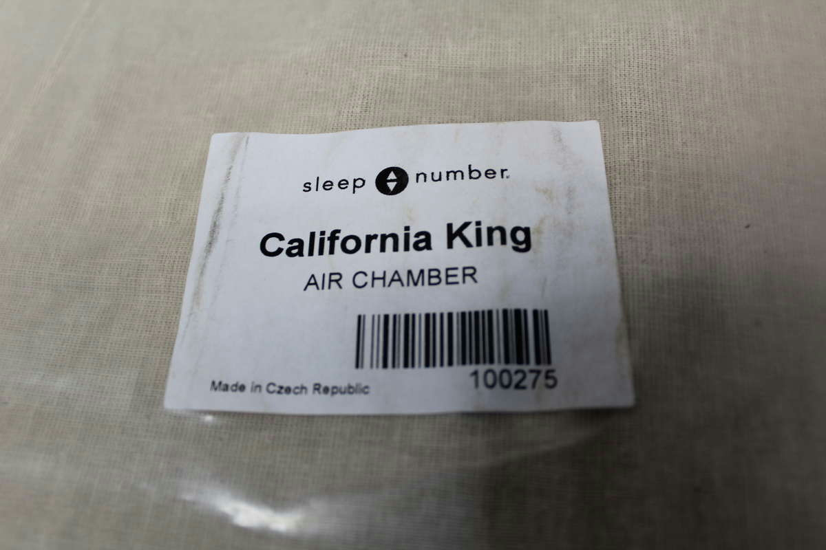 Sleep Number California King Air Chamber