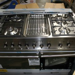 Smeg Double Oven Wiring Diagram Martial Arts A3xu6 48 In Free Standing Dual Fuel Range W Grill And