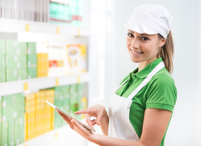 The way you arrange products is pivotal in a retail environment.