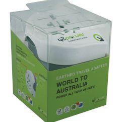 Plug Power Q2 Alpine Type R 12 Wiring Diagram 1 100160 Travel Adapter World To Australia