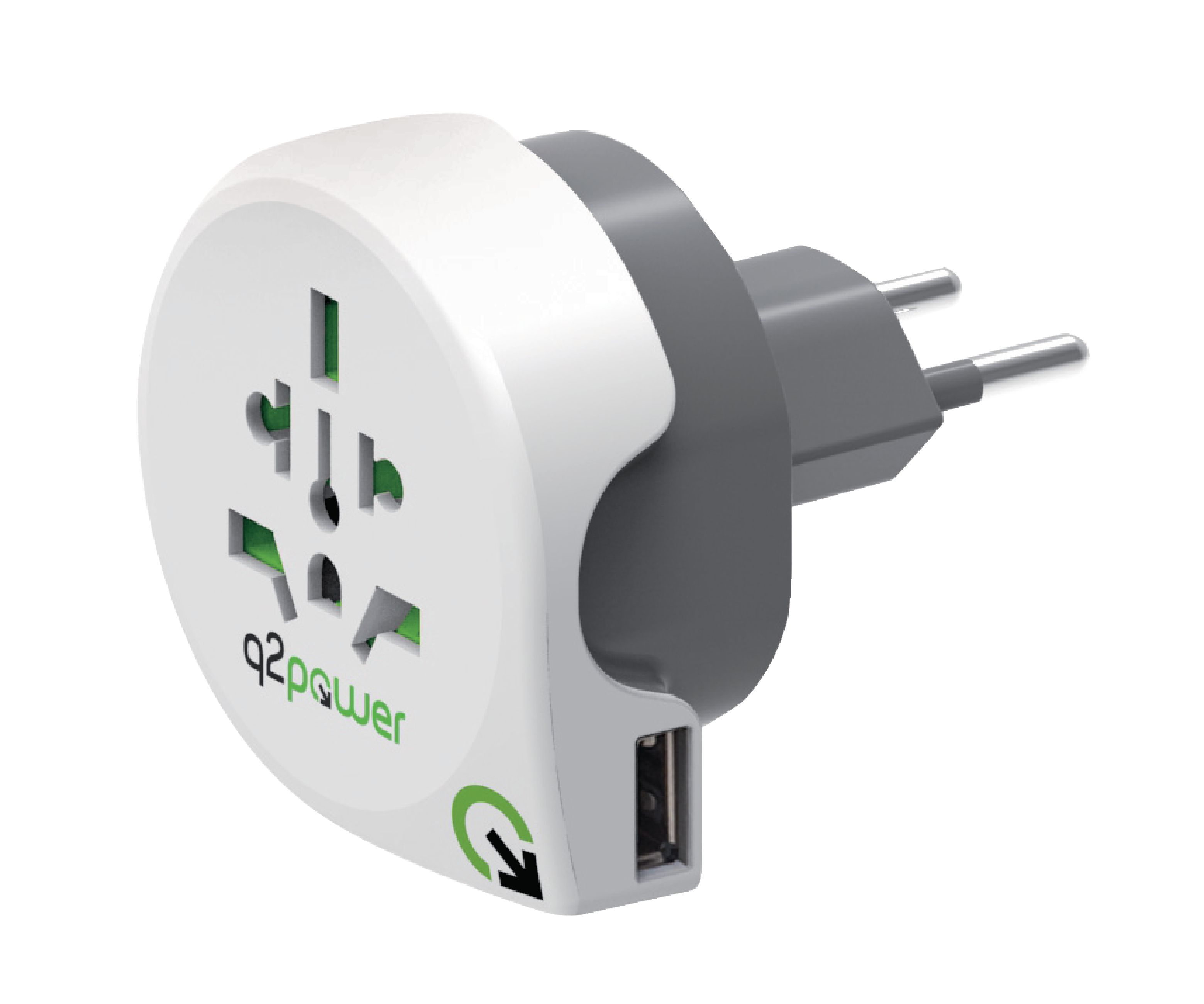 plug power q2 ups electrical wiring diagram matka adapteri world to switzerland usb 1 100210 q2power