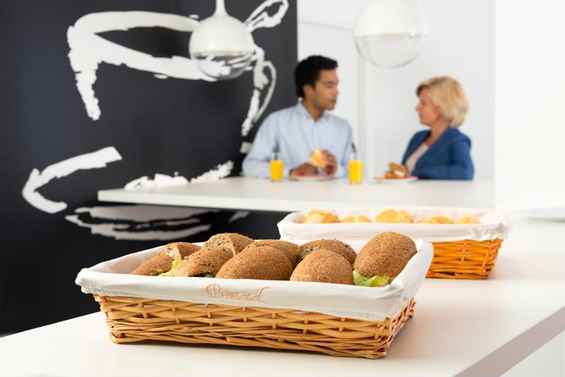 Providing employees with fresh office food will help them stay fit.