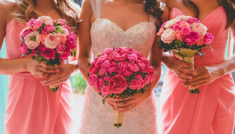 Guide To Summer Wedding Color Schemes