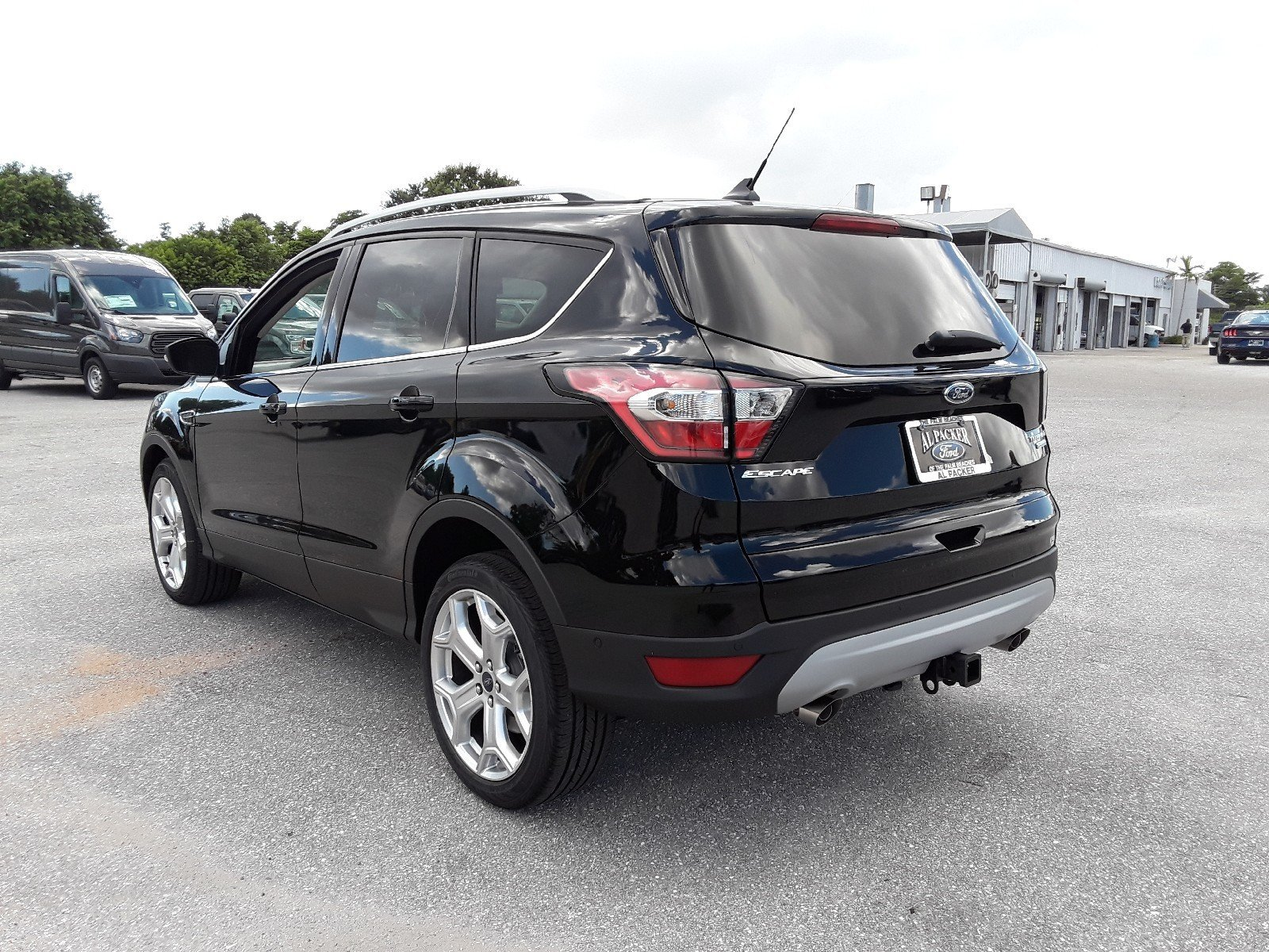 hight resolution of new 2018 ford escape for sale at al packer west palm beach vin 1fmcu0j91jud14812