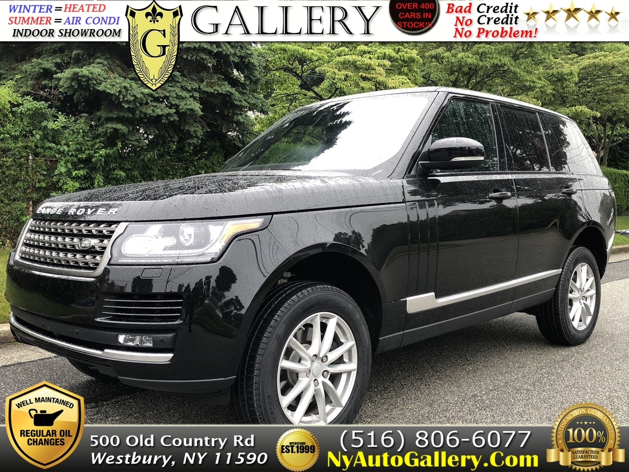 hight resolution of used 2017 land roverrange rover 3 0l v6 turbocharged diesel suv