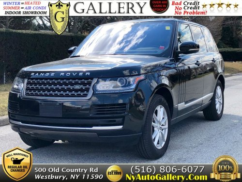 small resolution of used 2016 land roverrange rover 3 0l v6 turbocharged diesel td6 suv