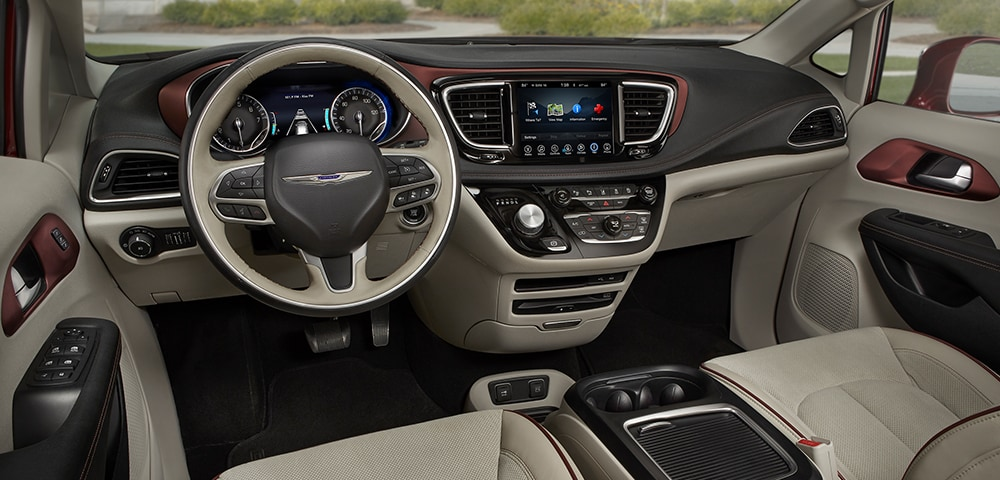 2018 Chrysler Pacifica For In Seattle