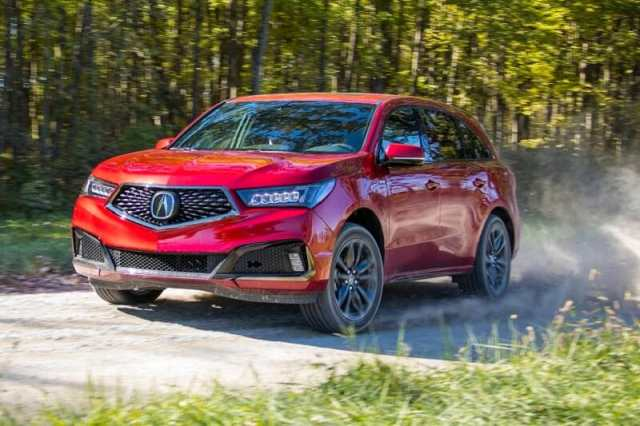 If you like the Honda Pilot, but fancy something fancier, have a look at the Pilot-based Acura MDX.