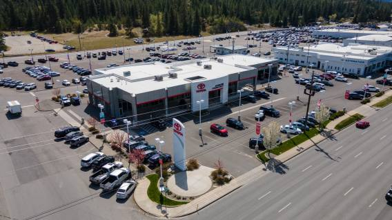 It may be tempting to try and get the experience over with as fast as possible, but you should resist that urge. Toyota Dealership Near Me Spokane Valley Wa Autonation Toyota Spokane Valley