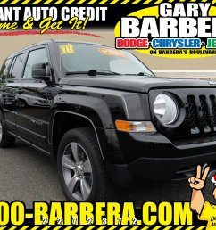 certified pre owned 2016 jeeppatriot latitude 4x4 suv [ 1600 x 1200 Pixel ]