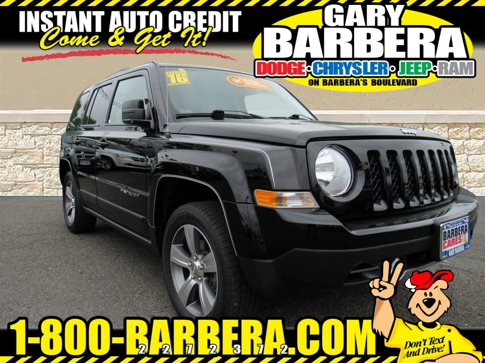 medium resolution of certified pre owned 2016 jeeppatriot latitude 4x4 suv