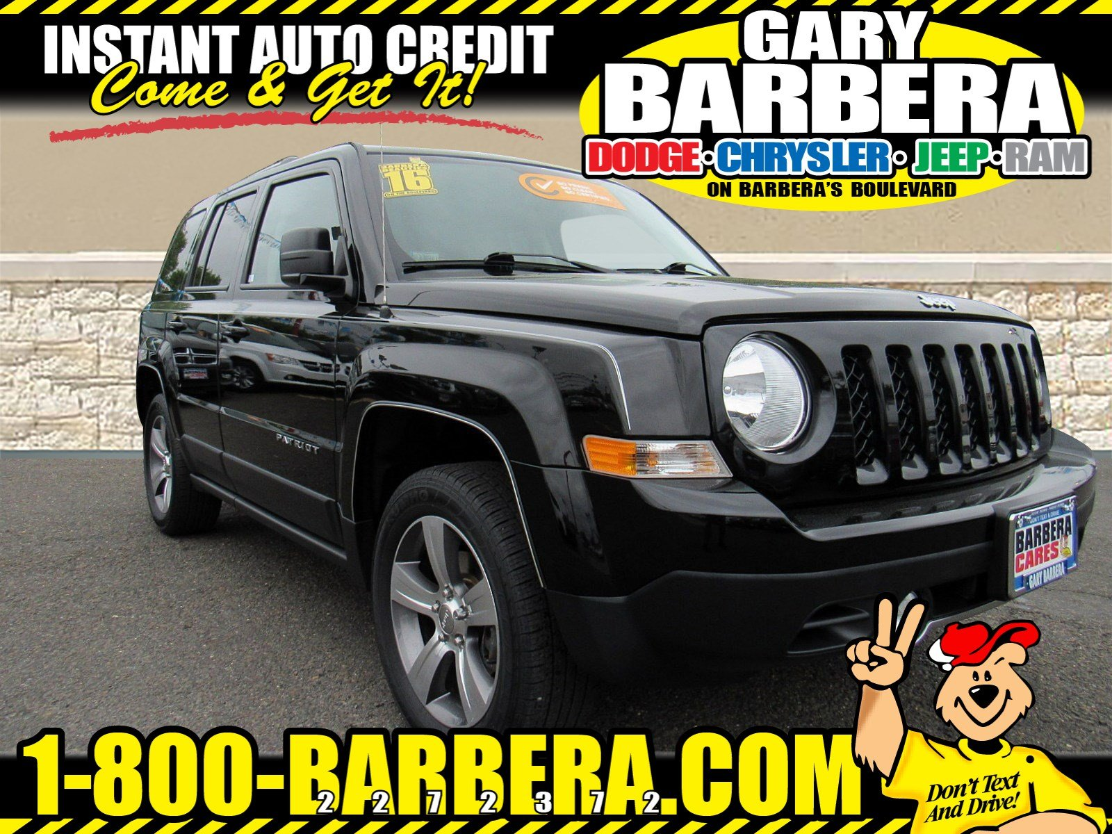 hight resolution of certified pre owned 2016 jeeppatriot latitude 4x4 suv