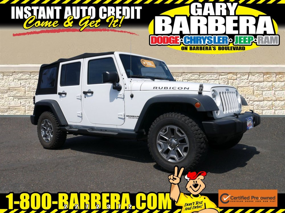 medium resolution of certified pre owned 2015 jeepwrangler unlimited rubicon 4x4 suv