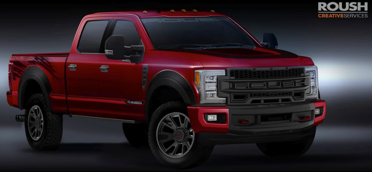 hight resolution of roush ford f 250