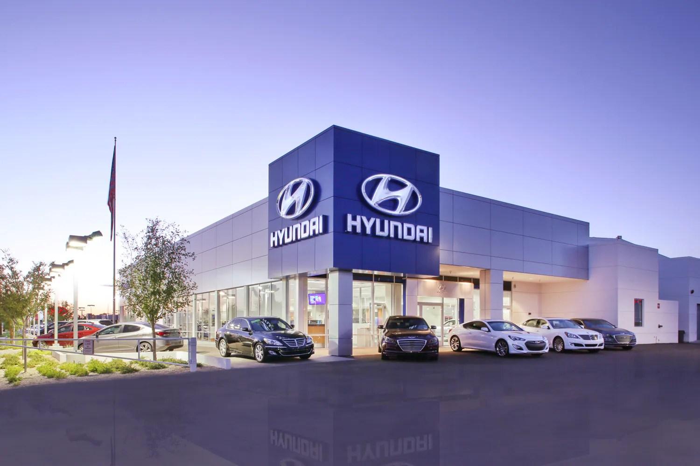 Camelback Hyundai  Hyundai Dealership Phoenix Az