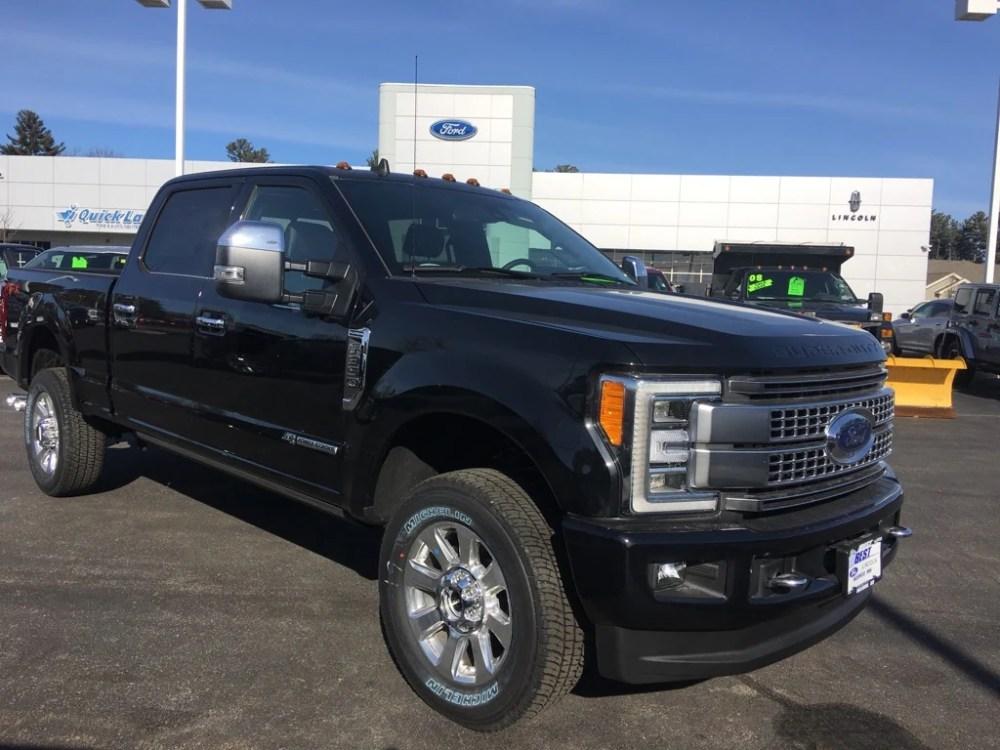 medium resolution of 2019 ford super duty f 350 platinum crew cab pickup 8
