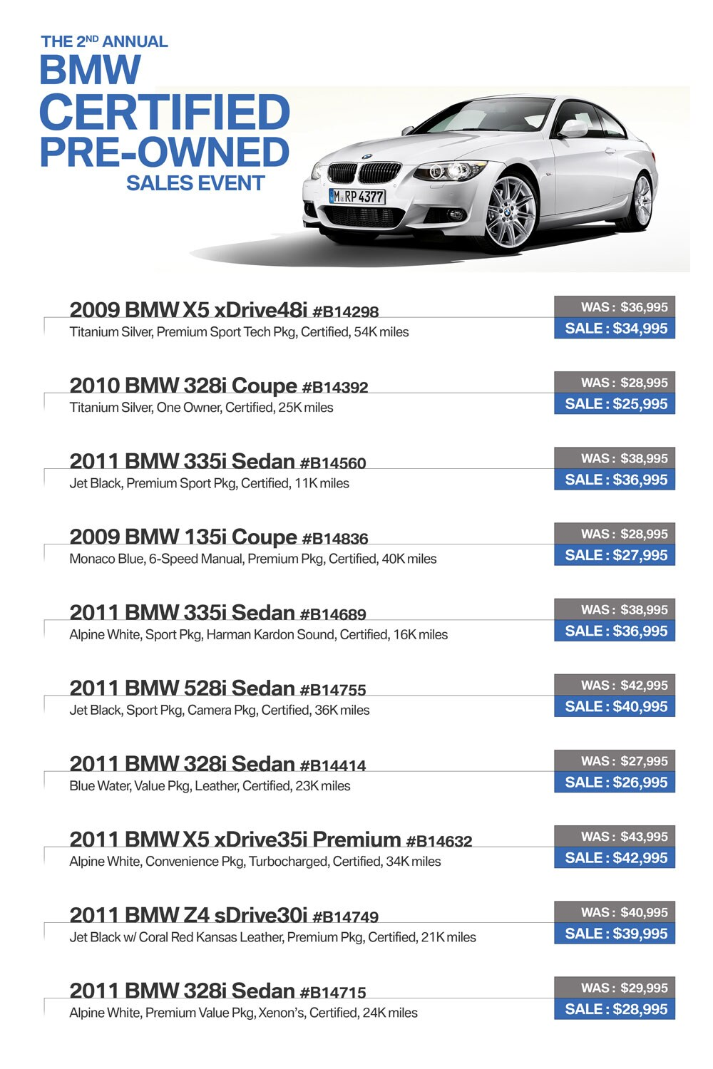 hight resolution of bmw of honolulu pre owned sale
