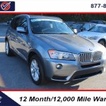 Used 2013 Bmw X3 Xdrive28i For Sale At Duncan Acura Vin 5uxwx9c59d0d00791