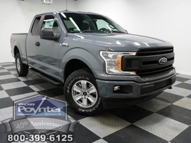 hight resolution of new 2019 fordf 150 xl sport supercab 4x4 truck