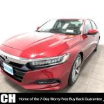 Used 2018 Honda Accord For Sale At Boch Vin 1hgcv1f96ja088107