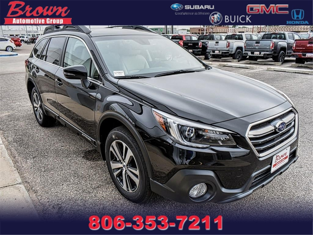 hight resolution of new 2019 subaru outback 2 5i limited suv in amarillo s7007 brown automotive group