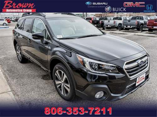 small resolution of new 2019 subaru outback 2 5i limited suv in amarillo s7007 brown automotive group
