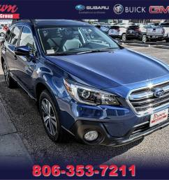 new 2019 subaru outback 2 5i limited suv in amarillo s7053 brown automotive group [ 1024 x 768 Pixel ]