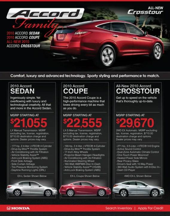 Honda Accord With 22 Inch Rims : honda, accord, Honda, Accords