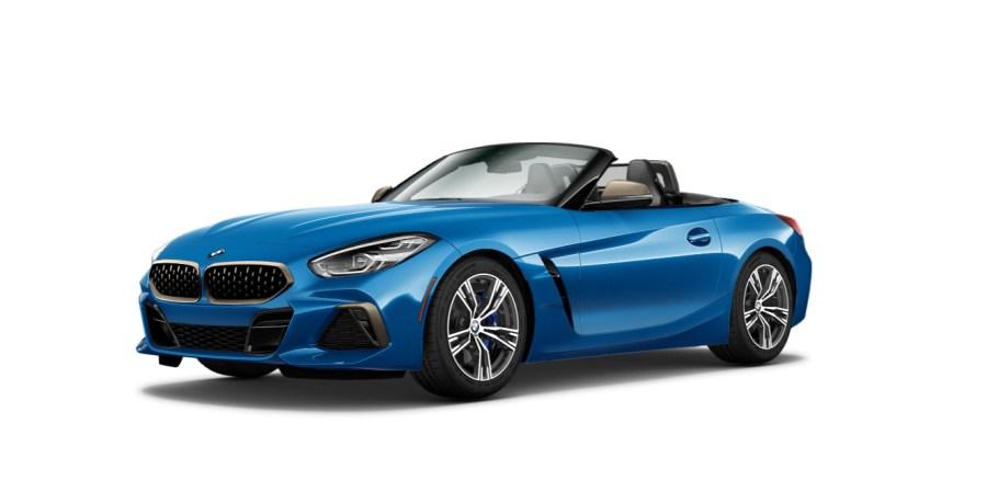 New 2020 BMW Z4 For Sale at Walker BMW | VIN ...