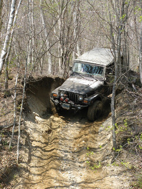 Off Road Jeep Ride for Windham Hospital  Capitol Chrysler