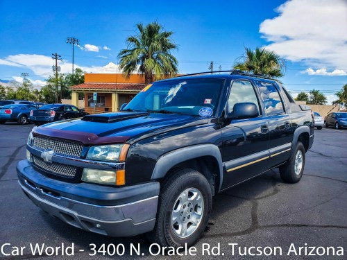small resolution of used 2004 chevroletavalanche 1500 z66 cab