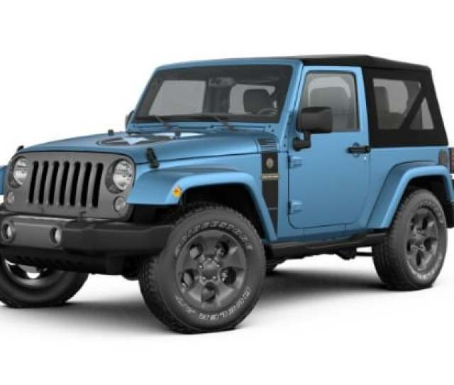 Chief Bright White Jeep Paint Colors
