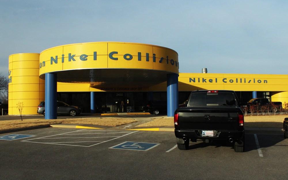 medium resolution of chris nikel collision center