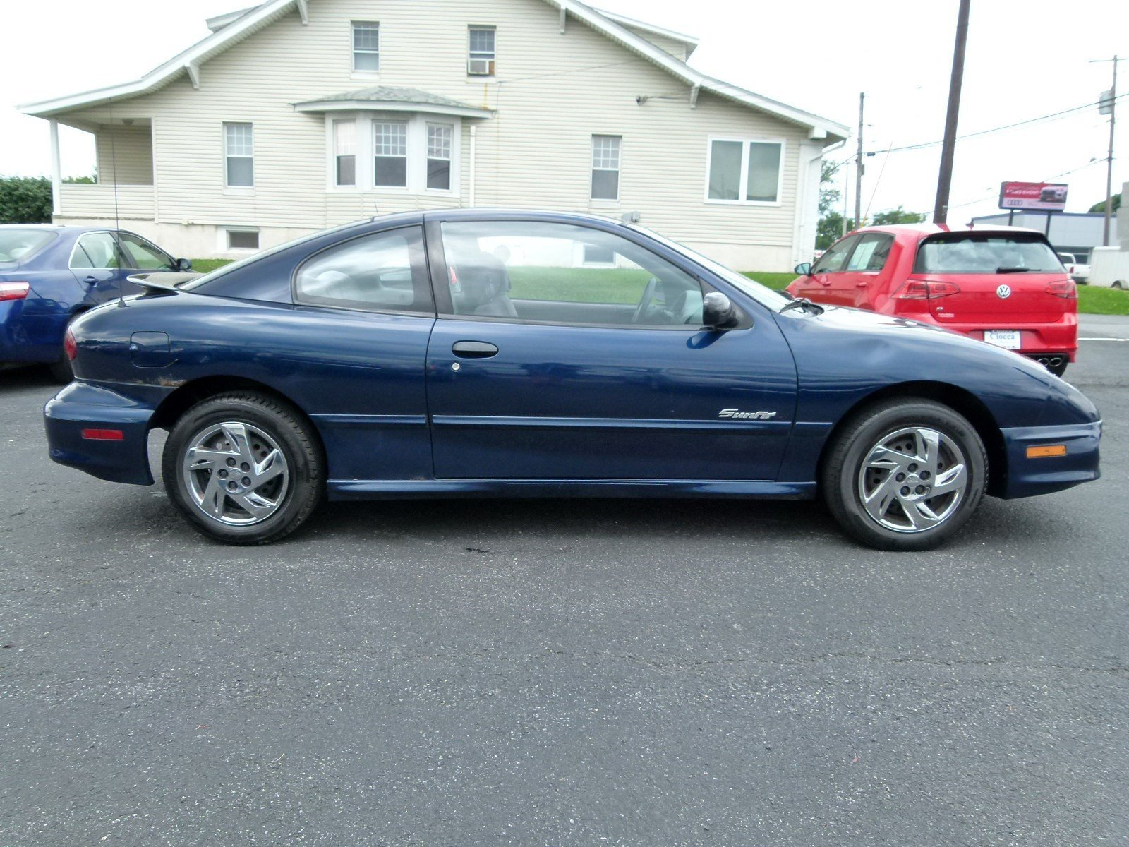 hight resolution of used 2002 pontiac sunfire coupe for sale in allentown pa near emmaus macungie breinigsville pa vin 1g2jb124127477748