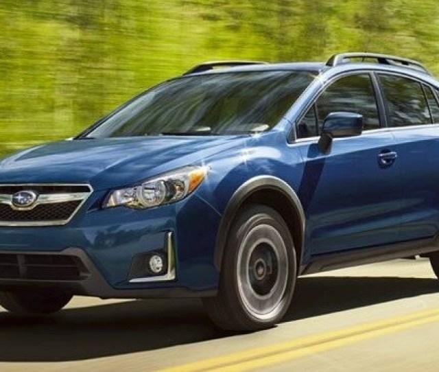 A New Subaru Crossover For New England