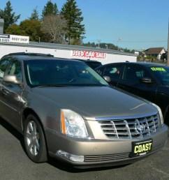 2007 cadillac dts base car [ 1024 x 768 Pixel ]