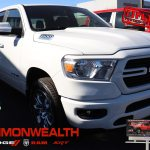 New 2021 Ram 1500 Big Horn Crew Cab 4x4 5 7 Box For Sale Louisville Ky