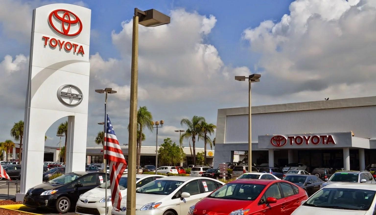 Toyota Dealership Near Me >> Toyota Dealers Near Me Top New Car Release Date