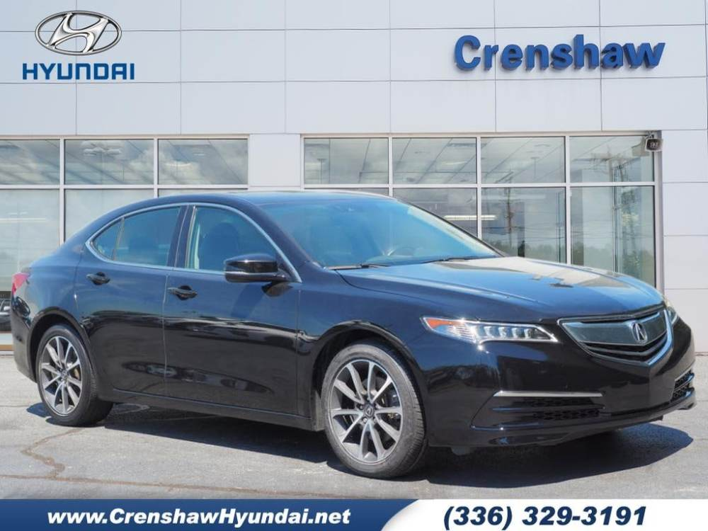 medium resolution of 2016 acura tlx tlx 3 5 v 6 9 at p aws with technology package sedan