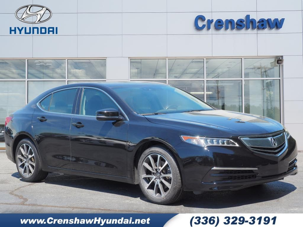 hight resolution of 2016 acura tlx tlx 3 5 v 6 9 at p aws with technology package sedan