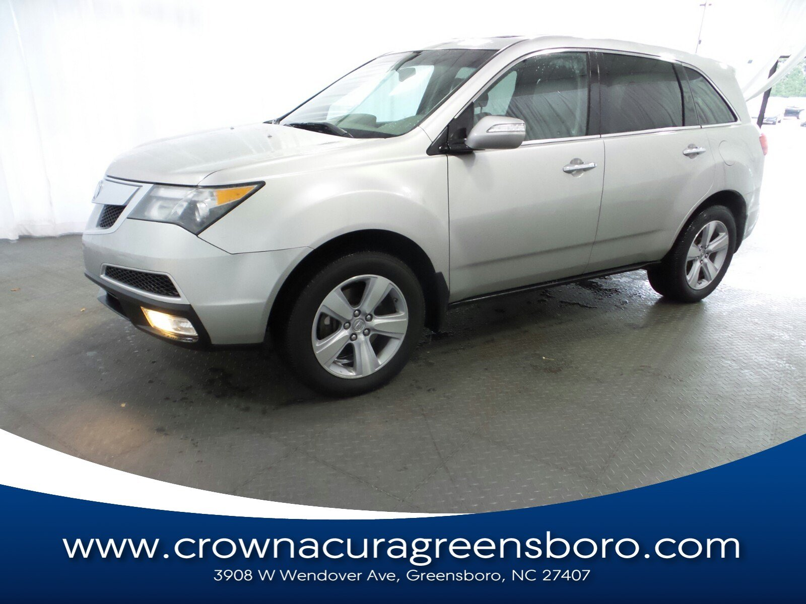 Used 2010 Acura Mdx Technology Pkg For Sale In Greensboro Nc