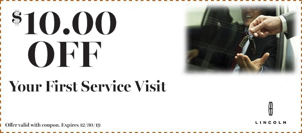 lincoln service coupons dave