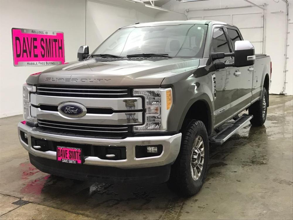 medium resolution of 2017 ford f 350 lariat super duty crew cab long box 4x4