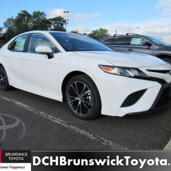 All New Camry White Grand Avanza E 1.3 Manual 2019 Toyota Sedan Super For Sale In North Brunswick Se Front Wheel Drive